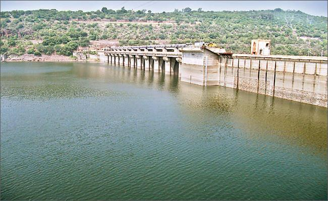 Agriculture is Good Because of Abundance of Water in Reservoirs Kurnool - Sakshi