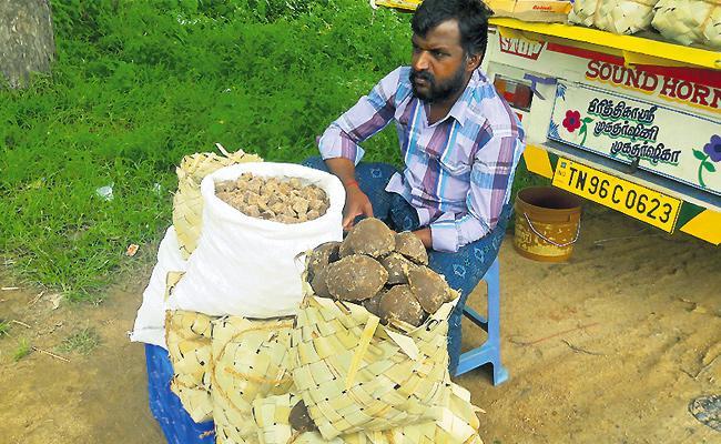 Jaggery From Tamil Nadu - Sakshi