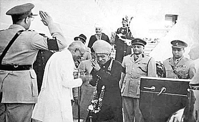 Kishan Reddy Special Aricle On Telangana Liberation Day - Sakshi