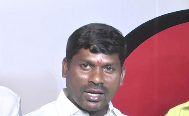 Achampet MLA Guvvala Balaraju Fires On Revanth Reddy Pawan Kalyan - Sakshi