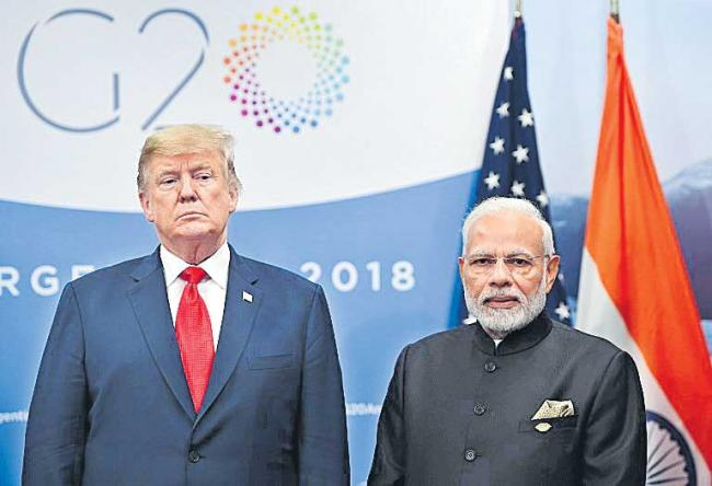 White House confirms Donald Trump will attend PM Modi rally in US - Sakshi