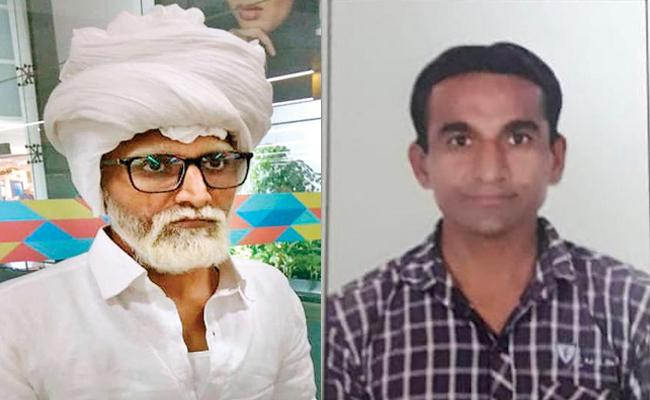 Artist who gave Conmen make-up held Who Helped Gujarati man - Sakshi