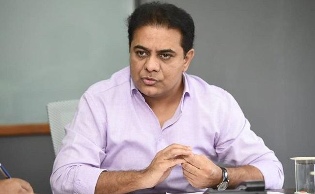 KTR Addressed Muncipal Commissioners In Hyderabad About New municipal laws In Hyderabad - Sakshi