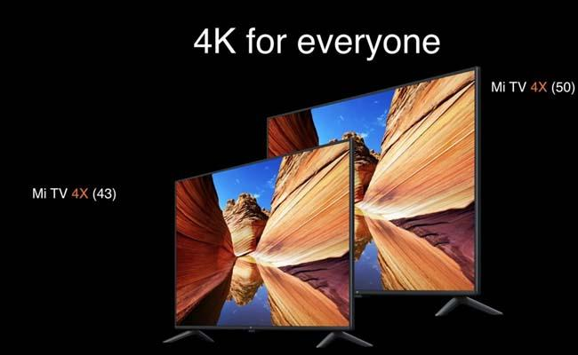 Xiaomi Smarter Living 2020 Smart tvs launch - Sakshi