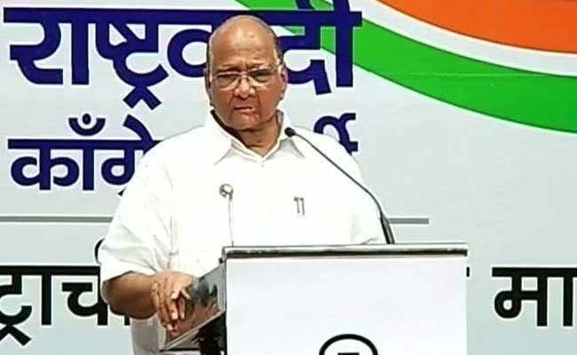 Congress, NCP to contest 125 seats each in Assembly polls - Sakshi