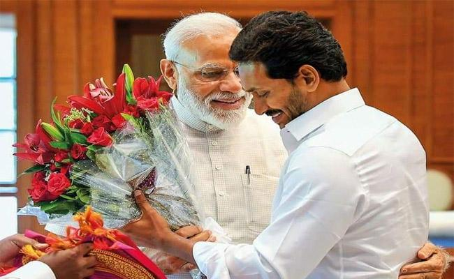 Narendra Modi Retweet To YS Jagan For Birthday Wishes - Sakshi