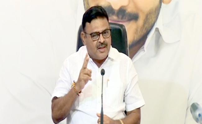 Ambati Rambabu Lashes Out At Chandrabu Politics About Kodela Suicide Issue - Sakshi