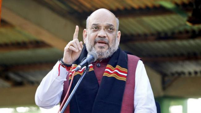 Amit Shah Praises PM Modi Changed The Fate Of India - Sakshi