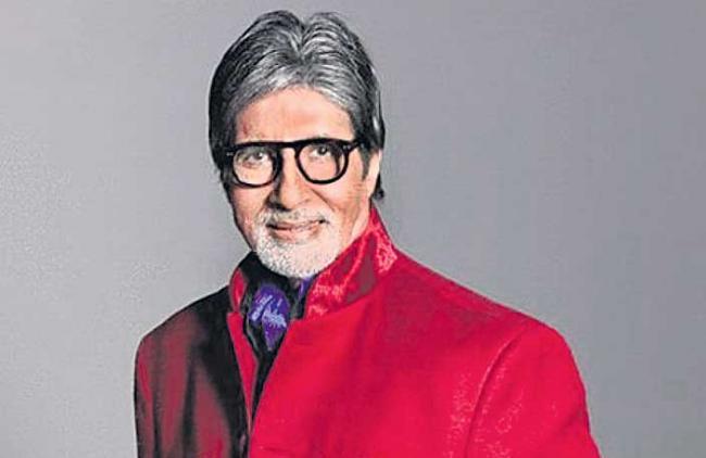 Amitabh Bachchan on Delhi University days - Sakshi