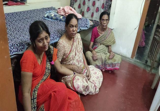 Family Members Hope Boat Accident Victims will not be in Danger Narasapuram - Sakshi