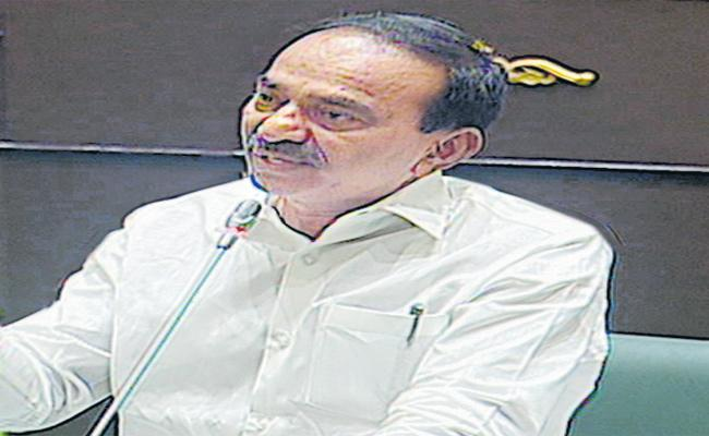 Etela Rajender Advise People Take Prevention From Mosquitoes - Sakshi