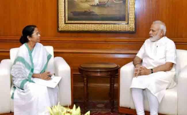 Mamata Banerjee Going to Meet Prime Minister Narendra Modi On Wednesday - Sakshi