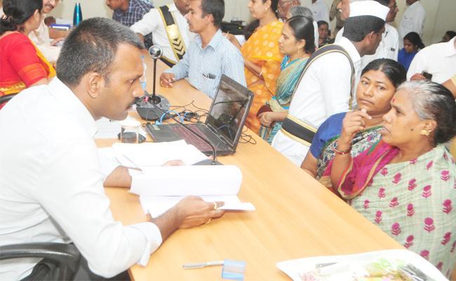 Spandana Programme in Collectorate YSR Kadapa - Sakshi