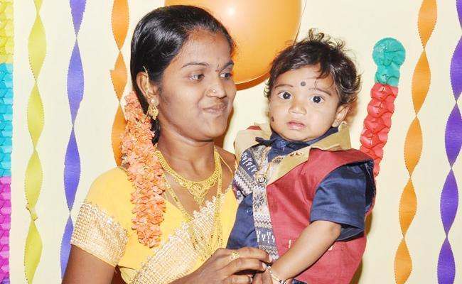 Mother And Daughter Missing in Piler Chittoor - Sakshi