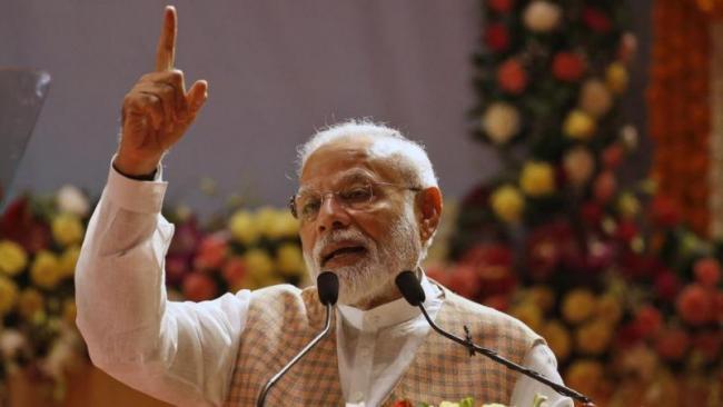 PM Will Visit Sardar Sarovar Dam In Gujarat - Sakshi
