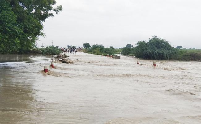Heavy Rains in YSR Kadapa District - Sakshi