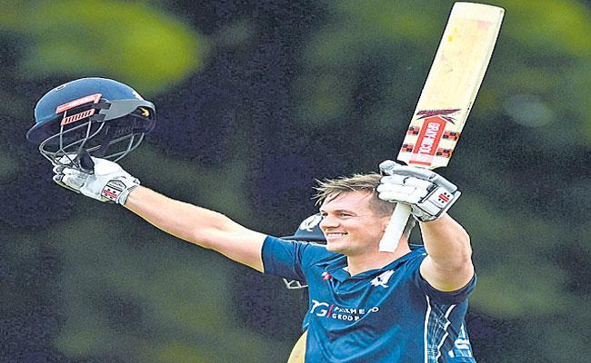 Scotland Beat Netherlands by 7 wickets - Sakshi