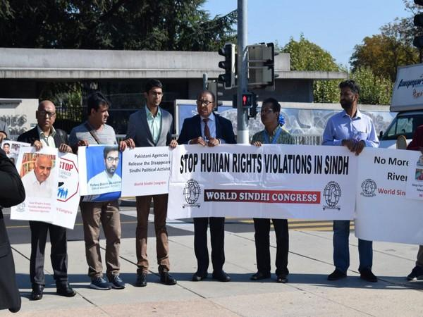 Pak Activists Urges PM Narendra Modi Must Raise Issue Of Human Rights Violation In Sindh  - Sakshi
