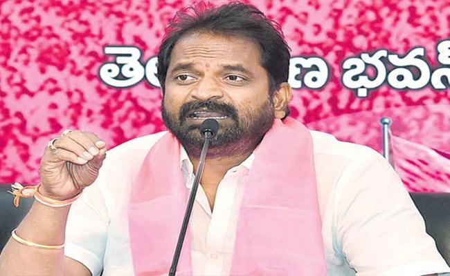 Srinivas Goud Speech On Bathukamma Festival Arrangements In Hyderabad - Sakshi