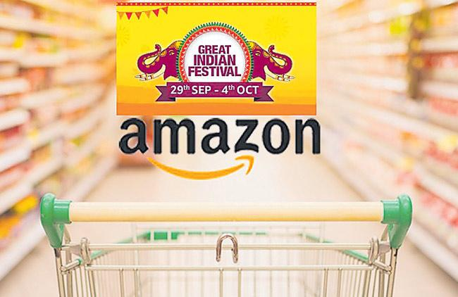 Amazon Great Indian Festival Sale 2019 - Sakshi