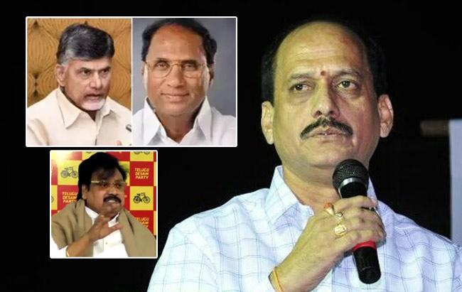 Chandrababu Humiliated Kodela, Says Lakshmipathi Raja - Sakshi
