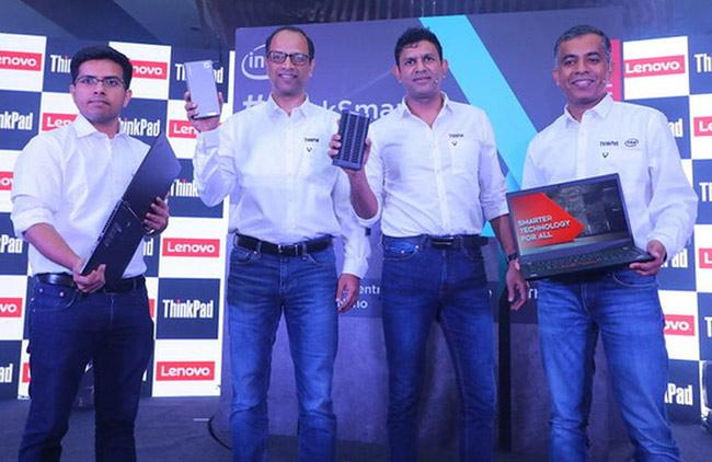 Lenovo Launches ThinkPad Laptops In India - Sakshi
