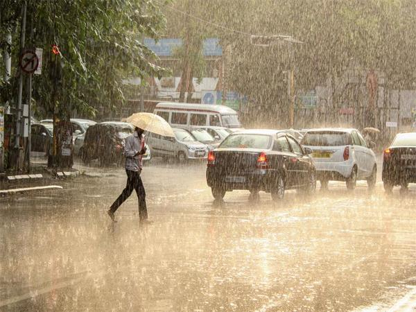 Continues Rains For Three Days In AP- Sakshi