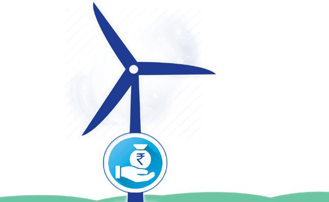 Losses with wind power purchase - Sakshi
