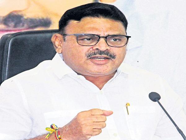 Ambati Rambabu Fires On TDP - Sakshi
