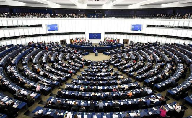 Terrorists Came to JK From Neighbouring Country EU Parliamentarian - Sakshi