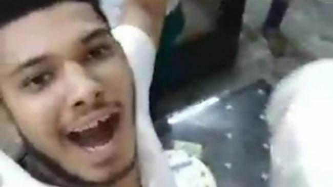 Delhi Police Arrest Gangster With Help Of Birthday Video - Sakshi