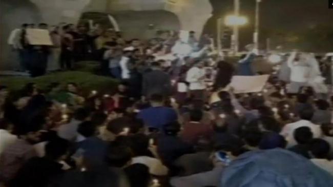 Death Of Hindu Girl Triggers Protests In Karachi - Sakshi