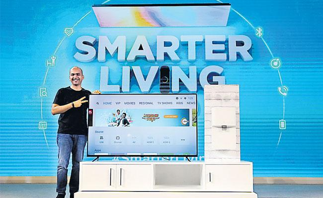 Mi Smart Water Purifier And Four New Mi TV Models Launched in India - Sakshi