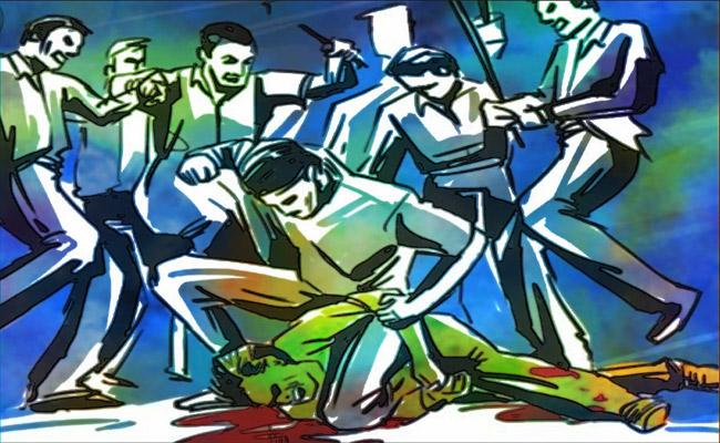 Man Brutally Murdered For Live In Relationship With Woman At Kushaiguda - Sakshi