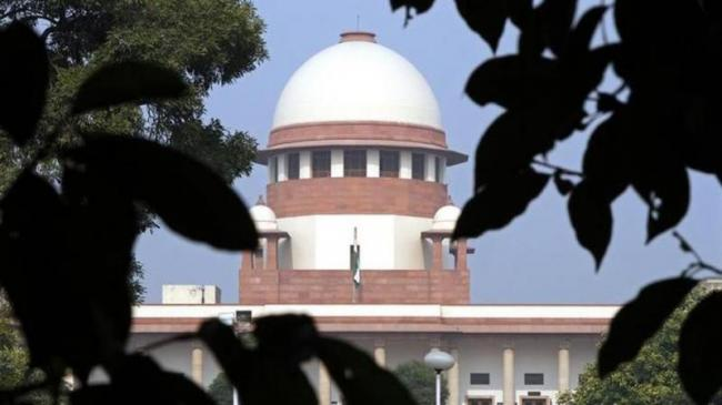 SC Asks All Parties In Ayodhya Case To Conclude Final Arguments - Sakshi