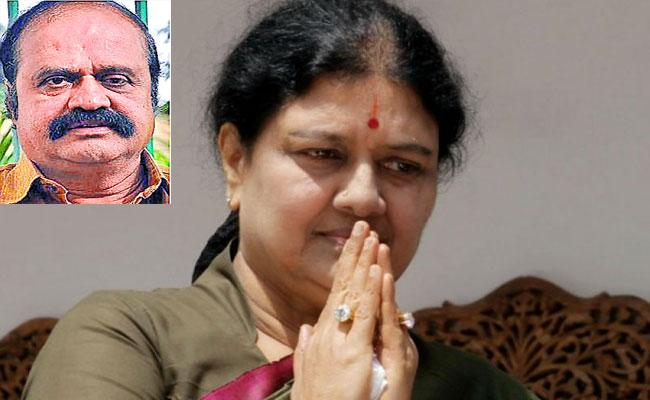 Shashikala Aid Puhalendi May Join BJP Sources Says - Sakshi