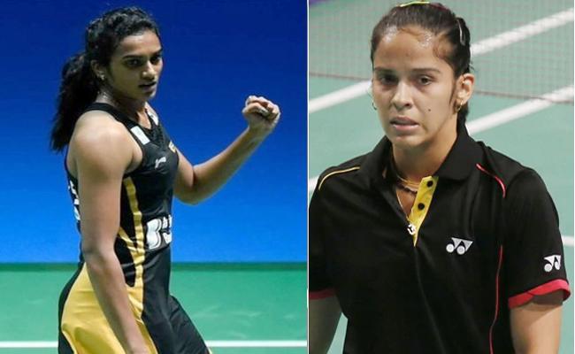 China Open PV Sindhu Reach Pre Quarterfinals Saina Out - Sakshi