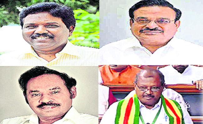 Madras High Court Issues Notice To Four Tamil Nadu MPs - Sakshi