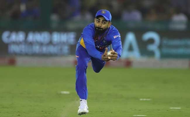 Virat Kohli Stunning Catch In 2nd T20 Agains South Africa - Sakshi