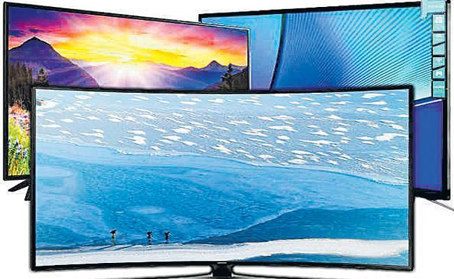 Government Scraps Import Duty On Open Cell TV Panel - Sakshi