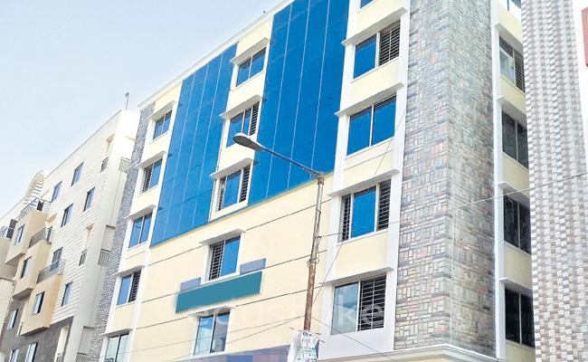 Most schools in apartments only - Sakshi