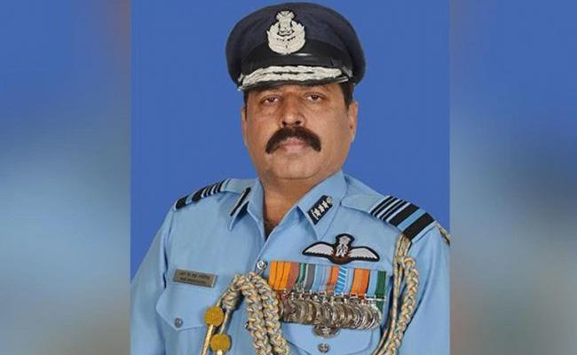 RKS Bhadauria Appointed As New Indian Air Force Chief - Sakshi
