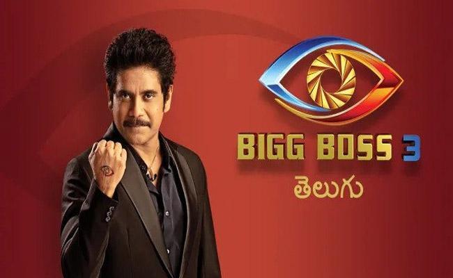 Bigg Boss 3 Telugu Show Becoming Dull - Sakshi
