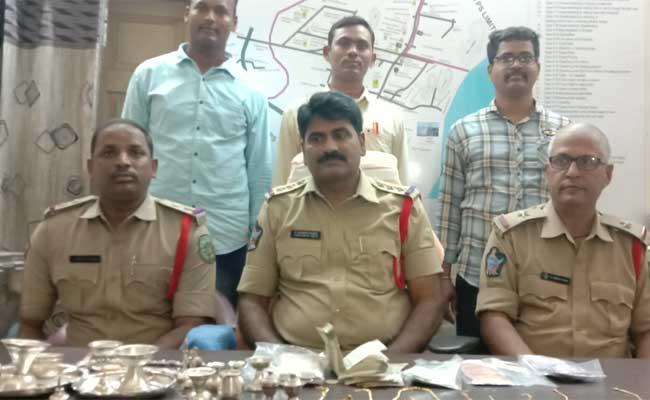 Visakha Police Arrested Cheaters - Sakshi