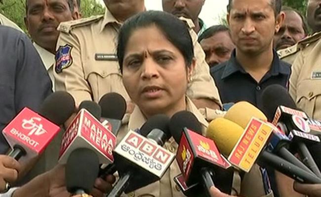 DCP Padmaja Reddy Comments Over Shamirpet Murder Case - Sakshi