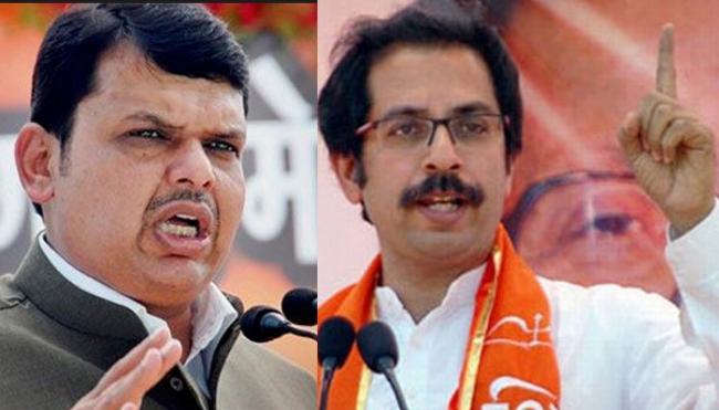 Shiv Sena Warns BJP Over Seat Sharing In Maharastra Assembly Polls - Sakshi
