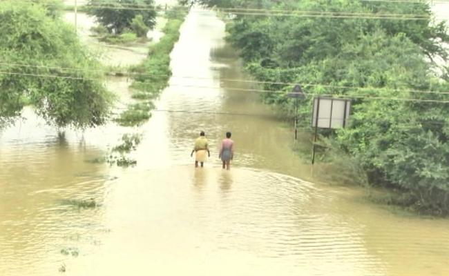 Heavy Rains To Continue For Three Days In AP - Sakshi