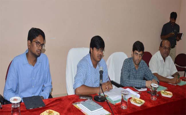 ITDA PO Goutham Comments on Podu Lands - Sakshi