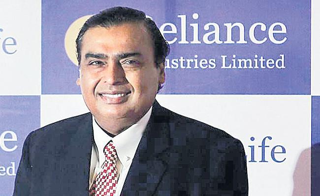 Mukesh Ambani Stake Increases In Reliance - Sakshi