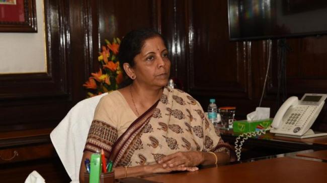 FM Nirmala Sitharaman To Meet Heads Of  Public Sector Banks - Sakshi